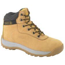 Delta Plus Unisex Nubuck Leather Hiker Safety Boots (BC2015)
