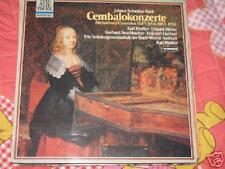 LP TELEFUNKEN BACH CEMBALOKONZERTE  BWV 1064 1065 1052