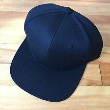 Blank Snapback cap hat  shape based on Vintage Sport Specialties Raiders