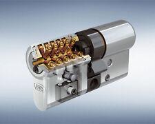 BKS janus 46 Sicherheits-Schließzylinder 3 Schlüssel Sicherungskarte N+G NEU