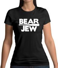 Bear Jew Womens T-Shirt - Inglorious Basterds - Film Quentin Tarantino Donowitz
