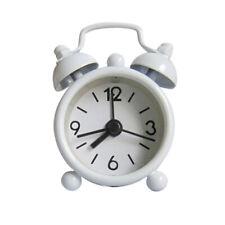 mini-réveil double bell analogique belle pour la décoration de la chambre