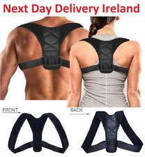 Posture Corrector Adjustable Clavicle Back Support Neck Brace Shoulder Men Women
