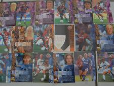 2 Cards wählen ran SAT 1 PANINI BL 96 Bundesliga 1996 Bild-er Card Fussball
