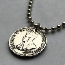 UK Hong Kong 10 cent coin pendant Hongkonger Chinese Pearl of the Orient n001816