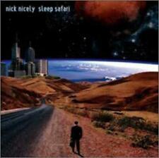 NICK NICELY SLEEP SAFARI [LP+CD] * NEW VINYL