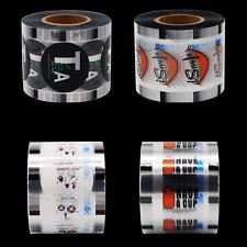 Cup Sealer Film Boba Bubble tea milk sealing healthy material variety patterns