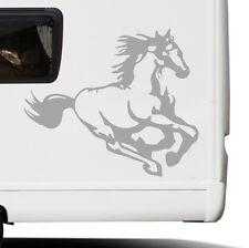 Horse sticker decal transfer art trailer motorhome graphic eq2