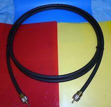CB PATCH RG213U CABLE 50/100/150/200/250cm GOOD QUALITY 95% BRAID 2 PL259