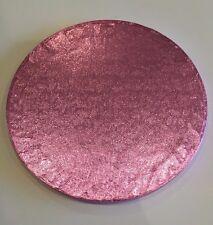 Round Cake Drum Boards Light Pink Cake Board