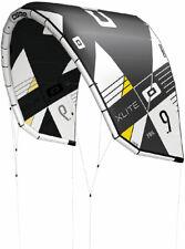 Kite Kitesurfing Kiteboard CORE XLITE Test-Kite white/black Kiteboard Kite
