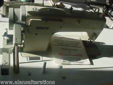 WIMSEW industriale LOCKSTITCH MACCHINA DA CUCIRE 230V