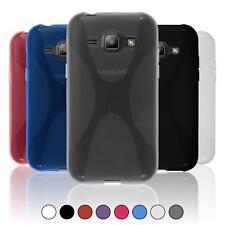 Custodia in Silicone Samsung Galaxy J1 (2015 - J100) X-Style