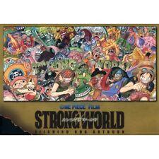 ONE PIECE FILM 「STRONG WORLD」 EIICHIRO ODA ARTBOOK