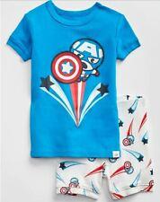 Gap Baby Boy Marvel© Short PJ Sleep Set NWT 2T 3T 4T NNN