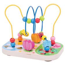 Bigjigs Toys Wooden Flower Bead Maze
