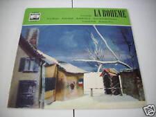 """LA BOHÈME GIACOMO PUCCINI SÉQUENCE VINYLE LP10"""" L2161"""