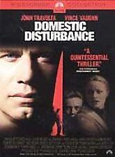 Domestic Disturbance (DVD, 2002)John Travolta, Vince Vaughn