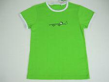 Children Girls Gecko Classic Round Neck Tee T Shirt sizes 7 10 Colour Green