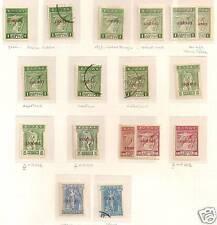 Lemnos 1913 selection MI 34-37  MLH/CANC  VF