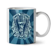 Jazz All The Way Music NEW White Tea Coffee Mug 11 oz   Wellcoda