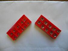 Wendeplatten zum Drehen CCMT/CCGT, K10,  für Aluminium,  verschiedene Größen