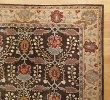 Artena Brown Persian Design Oriental Rug Handmade Wool Rugs & Carpet