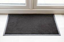 Quality Luxury Black Throw Down Entrance Mat UK Floor Mat