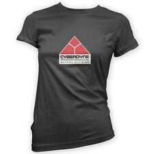 Cyberdyne Skynet Womens T-Shirt -x14 Colours- Movie Film Gift Robot Funny Sci-Fi