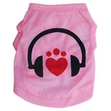 Hunde T-Shirt Hund Shirt Hundeshirt Welpe Mantel Pullover Kleidung Jacke Dress