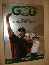 DVD N° 1 IL GRANDE GOLF TIGER CONTRO TUTTI NICKLAUS SKY SPORT