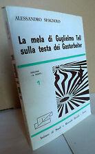 Spagnolo,LA MELA DI GUGLIELMO TELL,1978[Svizzera,emigrazione,GASTARBEITER