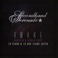 SECONDHAND SERENADE - AWAKE [REMIXED & REMASTERED] NEW CD