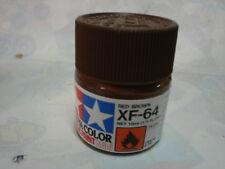TAMIYA ACRILICO 10 ml  - XF64 RED BROWN