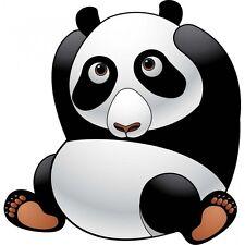 sticker Autocollant enfant Panda E078