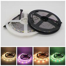 5M SMD 5050 300Led RGBW RGBWW LED Strip Light DC12V Flexible Lamp Non-Waterproof