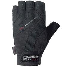 Chiba Gel Perfomer Handschuhe Fitness Trainingshandschuhe versch. Größen Schwarz