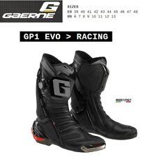 Stivali RACING moto strada GAERNE GP1 EVO black nero 2451001