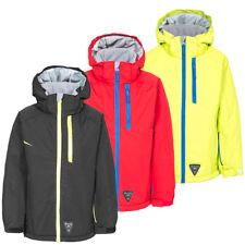 Trespass Boys Mander Waterproof Breathable Padded Skiing Jacket Coat