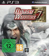 Dynasty Warriors 7 (Sony Playstation 3, 2011)