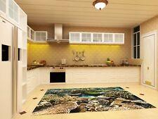 3D Pierre de l'eau 822 Cuisine Tapis Sol Murales Mur Imprimer mur AJ papier peint UK Kyra