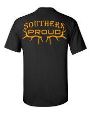 Southern Proud t shirt,redneck hillbilly hunter fishing short sleeve cracker