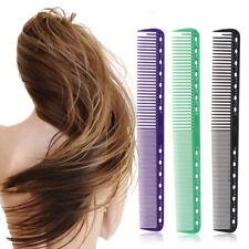 Plastic  Detangling Hairdressing Salon Styling Tool Flattop Hair cutting Comb