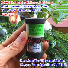 DC 3V~6V 5V Small Micro Mini Pump KPM27C Oxygen Air Pump DIY Aquarium Fish Tank