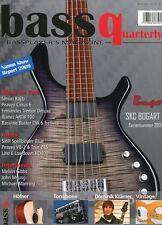 Bass Quaterly # 2009 2 -SKC BOGART 5- Namm 2009, Simon Rajib, Peavey Cirrus 6...