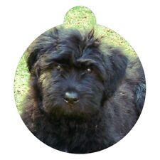 Bouvier de Flandres Breed Picture Pet Id tag