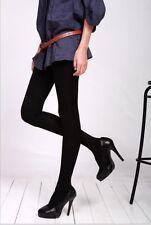 Strumpfhose blickdichte Strumpfhosen elegante Damenstrumpfhose 100 D Größe bis L
