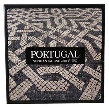 PORTUGAL Coffret de 8 pièces FDC BU 2010 - BNC