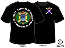 CAMISETAS MILITARES: FAMET - BATALLON DE HELICOPTEROS DE MANIOBRA Nº IV