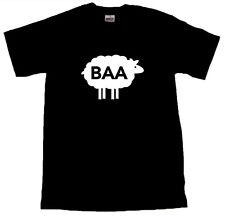 Sheep BAA Cool T-SHIRT ALL SIZES # Black